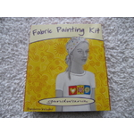Christmas Special! Fabric Painting Kit - with Bandana