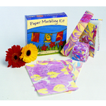 Christmas Special! Paper Marbling Kit - by Gondwana Kits