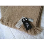 Alpaca Boucle Throw - FAWN - Pure Alpaca and NZ-Made